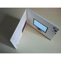 Buy cheap TV / Movie Character LCD Video Brochure Card Single Video Auto Looping product