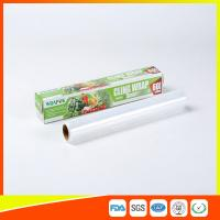 Buy cheap Kitchen Food Safe PE Cling Film  For Cooking / Food Keeping Clean product