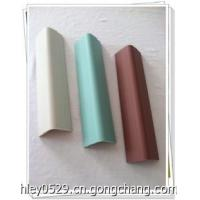 Quality 40x40mm corner guards/wall material/PVC/soft/any color for sale