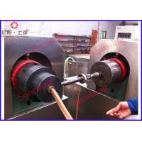 Buy cheap 100 - 120 Kg / H Dog Food Production Line Automatic Double Screw Extruder Longlife product