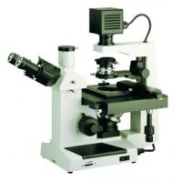 Buy cheap Cell / Liquid Observing Inverted Biological Microscope With Switchable Condenser product