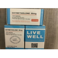 Buy cheap Oxymetholone Anadrol 50mg Dosage Cycle Anadrol Oral Steroid CAS 34-07-1 product