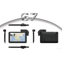Buy cheap G7 Waterproof Separate Lens Car GPS Navigator Built DVR Black Box product