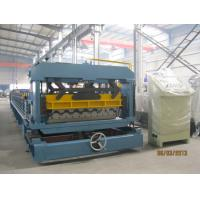 Buy cheap Standing Seam Profile Cold Roll Forming Machine for Steel Structure Building product