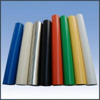 China  ABS / PE  Coated Outside Plastic Coated Steel Pipe Custom Colours  Internal Rust Layer  for sale