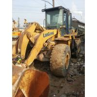 Buy cheap USED LIUGONG 856 Wheel Loader with cat engine For SALE CHINA product