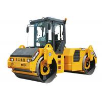 Cummins / Deutz Engine Road Roller Machine 13000kg Operating Weight With Vibrating Function