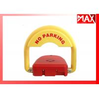 Buy cheap Automatic Car Parking Locks IP68 Waterproof Red Color with Battery 2 Remote from wholesalers