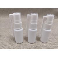 Buy cheap White Color Mist Spray Pump Bottle , Long Nozzle Small Plastic Spray Bottle product