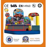 Buy cheap 2014 hot sell commercial grade inflatable bouncer for sale with EN14960 product
