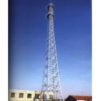 Buy cheap Telecommunication Towers , Cell Phone Towers Hot-dip-galvanized Lattice Towers product