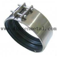 Buy cheap CE-CV Coupling, No hub coupling, SS 304/316 Coupling from wholesalers