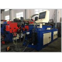 Buy cheap Electric Control System Aluminum Tube Bending Machine For Brake Fuel Pipe Bending product