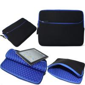 Buy cheap Blue Shockproof Laptop Sleeve , Neoprene Macbook Pro 13 Inch Sleeve product
