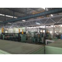 Buy cheap Horizontal Metal Cutting Machine Double Uncoiler For Steel Coil Cut product