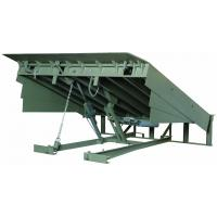 Buy cheap Manual or electric Mechanical Hydraulic Dock Leveler for 6000kg Loading Capacity product