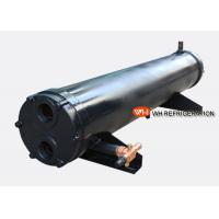 Buy cheap Water Cooled Type Shell And Tube Condenser For Air Conditioning Unit product