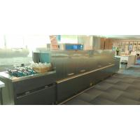 China Energy Efficient Commercial Dishwasher For Hotels , Conveyor Dish Machine on sale