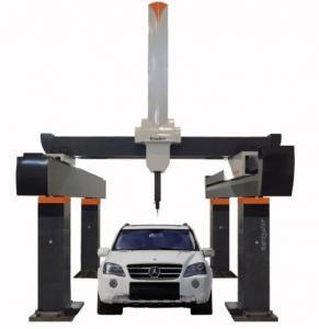 Buy cheap CMM 3D Coordinate Measurement Machine DUO Drive Workshop Large Size Gantry Type product