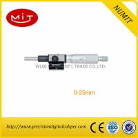 Buy cheap Precision Micrometer Heads Special Measuring Tools/Calibrate micrometer used to reading a micrometer product