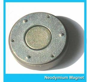 Small Thin Custom Neodymium Magnets Strong Round Flat Ndfeb Magnet 15mmX1mm