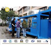 Buy cheap High Recycle Rate Waste Oil Recycling Machine 1 ~200 Ton/Day Capacity Custom Color product