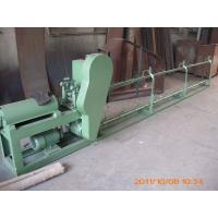 Buy cheap PortableAutomatic Wire Straightening And Cutting Machine With Aluminum Wire product