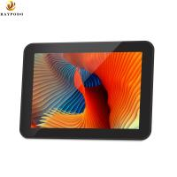 Buy cheap Raypodo 8 Inch Touch Screen Monitor , Android 6.0 Full HD Touch Monitor Black Color product