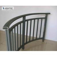 Buy cheap Custom Extrusion Aluminum Porch Railing GB 5237-2008 Standard product