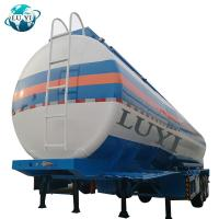 China High quality Tri Axle Bulk Cement Tank Semi Trailer for sale on sale
