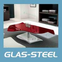 Buy cheap Glass Coffee Table, End Table, Center Table, Tea Table product