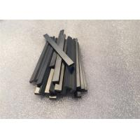 Buy cheap Standard Size Tungsten Carbide Strips Good Chemical Stability High Corrosion Resistance product