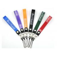 Buy cheap Pack Detachable Sling Hook Lanyard Necklace Wrist Neck Strap Keychain Wristlet from wholesalers