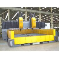 Buy cheap Movable CNC Gantry Drilling Machine Convenient Operation For Large Metal Plate product