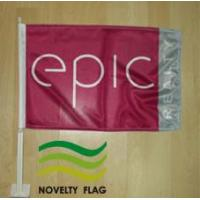 Buy cheap Company Flag/ Car Flag (NF08F06038) from wholesalers
