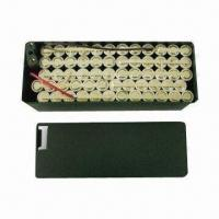 Buy cheap Alkaline Battery Pack for Communication Equipments with 15V Nominal Voltage product