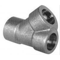 Buy cheap socket lateral/socket welded pipe fittings product