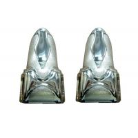 Buy cheap Silver  Funeral Casket Plastic Fitting Coffin Parts With PP Material product