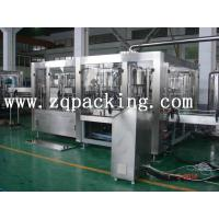 Buy cheap Soft Beverage Filling Machine/Carbonated Drink Filling Machine product