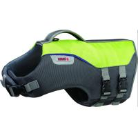 Buy cheap Bright Color Lightweight Dog Life Vest / Small Neoprene Dog Vest  With Reflective Strip product
