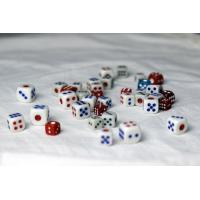 Buy cheap Plastic Voice Casino Games Dice Cheating Device With Cell Phone For Cheating Games product