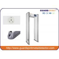 Buy cheap Guard Spirit Walk Through Metal Detector Door Frame / Airport Security Detectors product