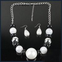 Buy cheap Beaded Necklace, Fashionable Design from wholesalers