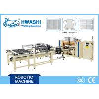 Buy cheap Steel Wire Shelf Welding Machine ,  Full Automatic Oven Rack Spot Welding Machine product