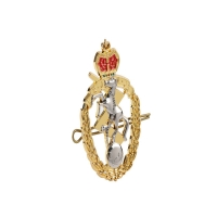 Buy cheap 10mm Military Pin Badge product