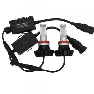 Quality Portable LED Lights12V/24V LED Headlight 36W4000LM Philips Lumiled ZES LED Chip for sale