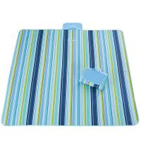 Buy cheap Water Resistant Pocket Picnic Mat , Lightweight Foldable Beach Blanket product