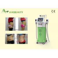 China Fat Freezing Cryolipolysis Weight Loss Machines With Cavitation And RF Handle wholesale