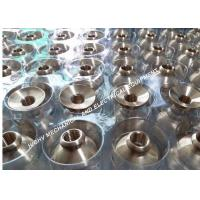 Buy cheap Copper Brass 1.5mm Spinning Spare Parts 300mm Diameter For Electric Industry product