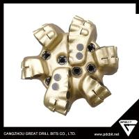 Buy cheap api the matrix body PDC bit for well drilling product